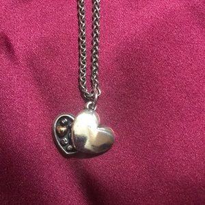 James Avery box of chocolates necklace